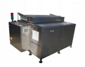 Hybridanlage - Ultraschall mit Sprühsystem