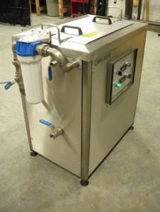 Ultraschallreinigungsanlage-Standgeraet