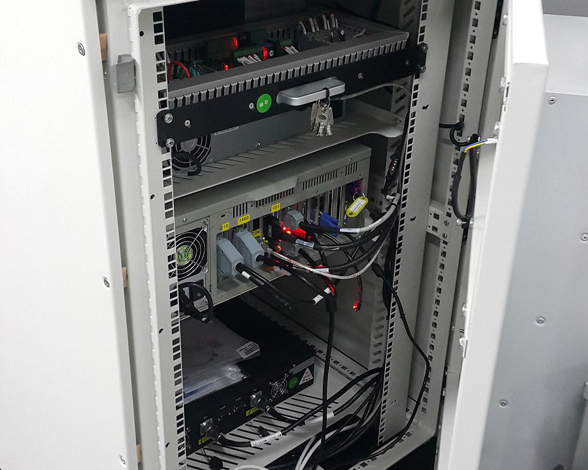 Modernste Inspektionsmaschinen von Luster - Cleanersandmore