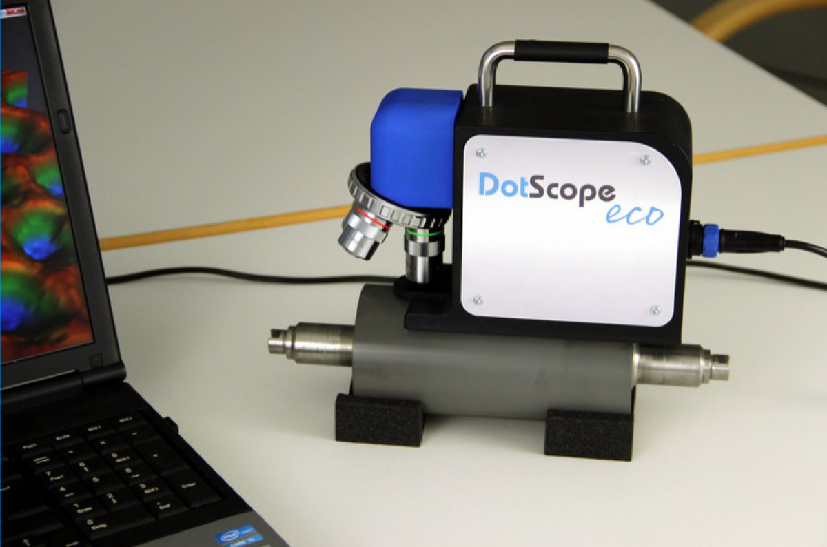 3D-Messung DotScope Eco