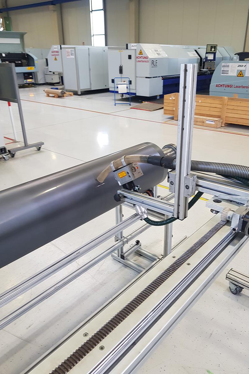 Laserreinigung als Dienstleitung von Cleanersandmore