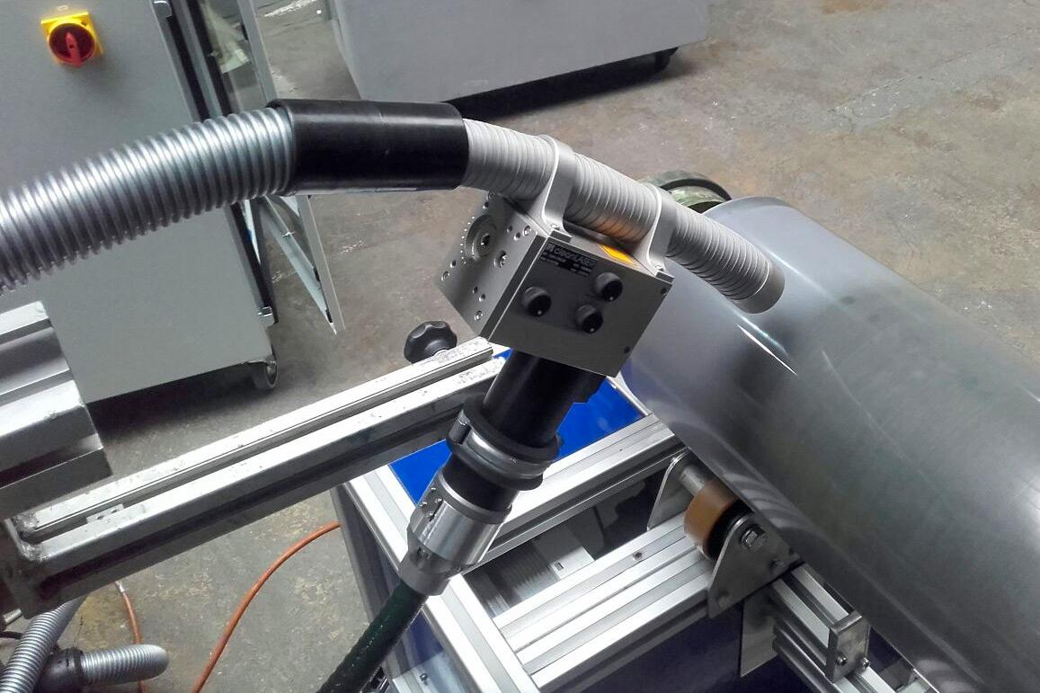 Nieuwe Laserkopf